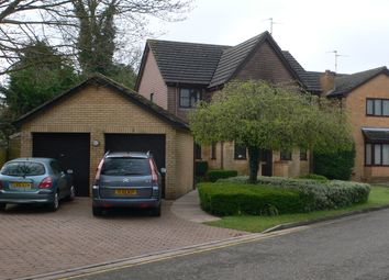 Thumbnail 4 bedroom detached house for sale in College Park, Peterborough