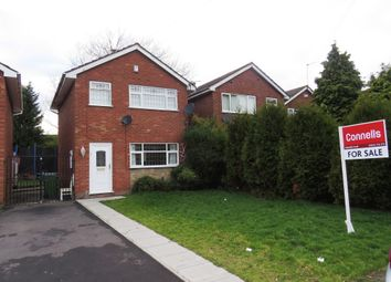 Thumbnail 3 bed detached house for sale in Ingleby Gardens, Farndale, Wolverhampton