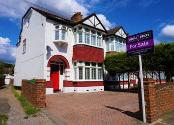 Thumbnail 5 bedroom semi-detached house for sale in Upper Elmers End Road, Beckenham