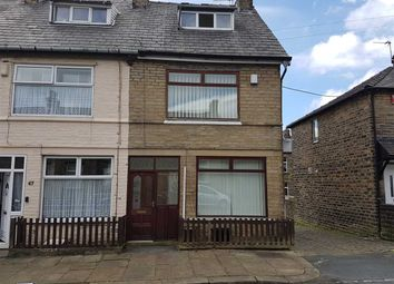 Thumbnail 3 bed end terrace house to rent in Woodside View, Halifax