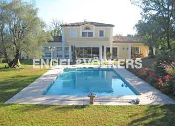 Thumbnail 5 bed property for sale in Valbonne, France