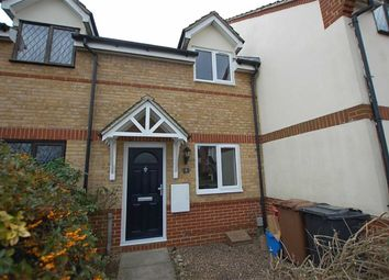 Thumbnail 2 bedroom terraced house to rent in Wansbeck Close, Great Ashby, Stevenage, Herts