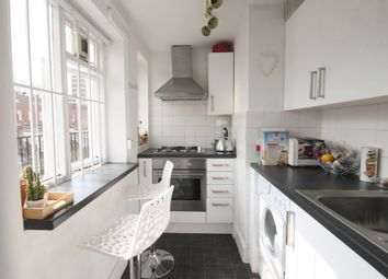 Thumbnail 3 bed flat to rent in Rashleigh House, Thanet Street, Russell Square