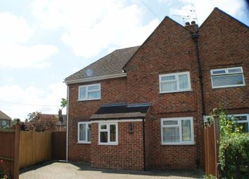 Thumbnail 3 bed semi-detached house for sale in Tennyson Road, Ashford