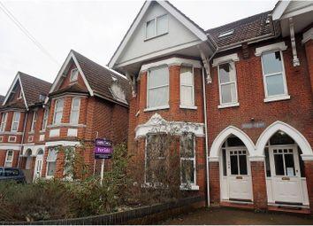 Thumbnail 1 bedroom maisonette for sale in 35 Landguard Road, Southampton