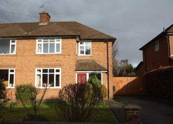 Thumbnail 3 bed property for sale in Sandfield Lane, Hartford, Northwich