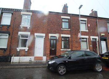 Thumbnail 2 bed terraced house for sale in Guy Street, Bucknall, Stoke-On-Trent