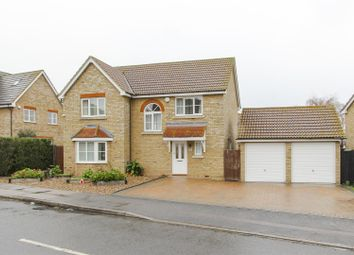Thumbnail 4 bed detached house for sale in School Lane, Iwade, Sittingbourne