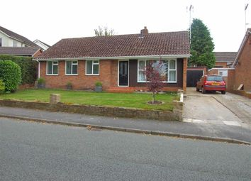 Thumbnail 3 bed detached bungalow for sale in Greenside, Mold, Flintshire