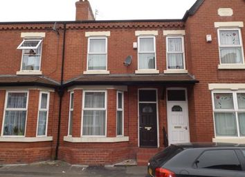 Thumbnail 3 bed terraced house for sale in Hartington Street, Manchester, Greater Manchester