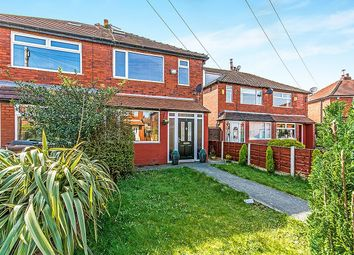 Thumbnail 2 bed semi-detached house for sale in Heatley Close, Denton, Manchester