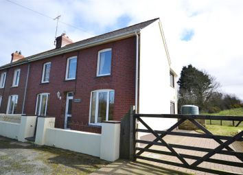 Thumbnail 3 bed semi-detached house for sale in Manorowen, Fishguard