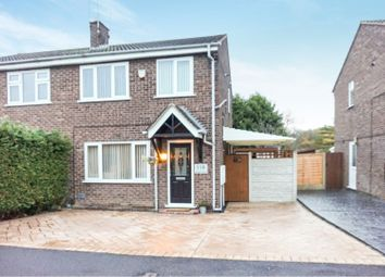 Thumbnail 3 bed semi-detached house for sale in South Normanton, South Normanton