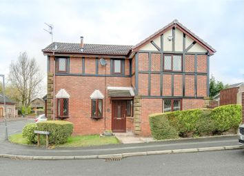 Thumbnail 3 bed detached house for sale in Osborne Way, Haslingden, Rossendale