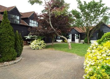 Thumbnail 2 bedroom bungalow to rent in Church Close, Ongar Road, Kelvedon Hatch, Brentwood