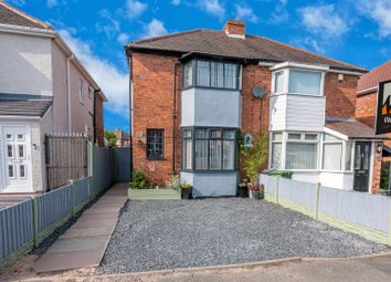 Thumbnail 3 bed semi-detached house for sale in High Street, Clayhanger, Walsall