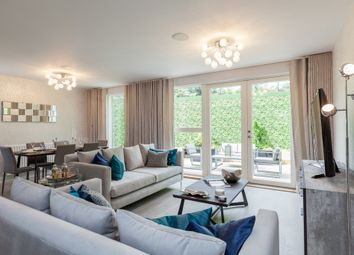"Thumbnail 3 bedroom flat for sale in ""Vermont House"" at 1201 High Road, Totteridge & Whetstone, London"
