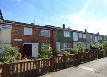 Thumbnail 3 bed terraced house for sale in Gransley Rise, Westwood, Peterborough, Cambridgeshire