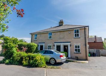 Thumbnail 2 bed terraced house for sale in Ely, Cambridgeshire