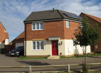 3 bed detached house for sale in Foxglove Close, Whittlesey, Peterborough PE7
