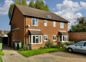 Thumbnail 1 bed terraced house to rent in Cardinal Close, Worcester Park