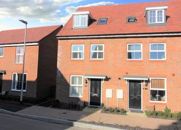 Thumbnail 3 bed town house for sale in Lake Drive, Hythe
