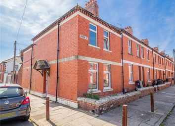 Thumbnail 3 bed end terrace house for sale in Spencer Street, Cathays, Cardiff