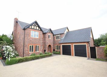 Thumbnail 4 bed detached house for sale in Heatherleigh, Caldy, Wirral