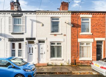 Thumbnail 1 bed terraced house for sale in Frederick Grove, Wavertree, Liverpool