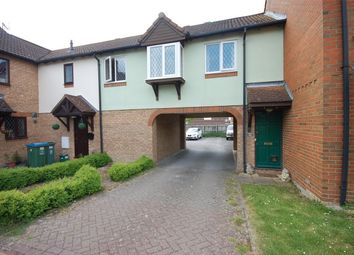 Thumbnail 1 bed flat for sale in Rickard Close, Aylesbury, Buckinghamshire