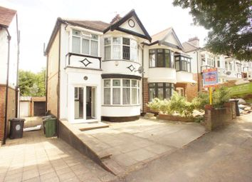 Thumbnail 3 bed semi-detached house for sale in College Gardens, London
