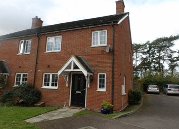 Thumbnail 2 bed property to rent in Lovat Meadows Close, Newport Pagnell, Milton Keynes