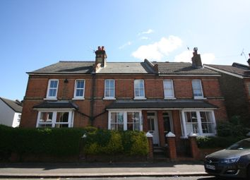 Thumbnail 3 bed terraced house to rent in Osborne Road, Redhill
