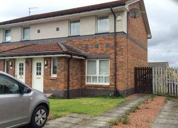 Thumbnail 2 bedroom semi-detached house to rent in Cressland Drive, Glasgow, Lanarkshire
