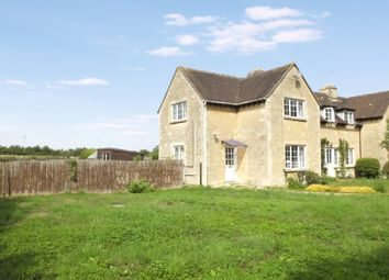 Thumbnail 3 bed end terrace house for sale in Shipton Moyne, Tetbury