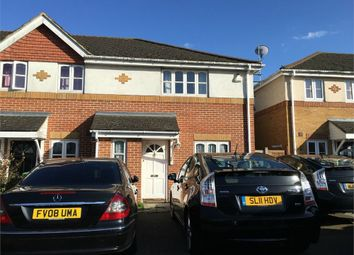 Thumbnail 3 bed end terrace house for sale in Pemberley Close, West Ewell, Epsom