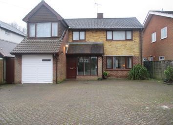 Thumbnail 4 bed detached house to rent in Langstone Avenue, Havant