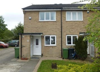 Thumbnail 2 bedroom end terrace house for sale in Lowick, Woodthorpe, York