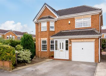 Thumbnail 4 bed detached house for sale in Virginia Court, Lofthouse, Wakefield