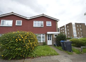 Thumbnail 4 bed terraced house to rent in Britannia Road, Surbiton