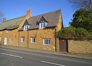 Thumbnail 3 bed cottage for sale in Lower Harlestone, Northampton
