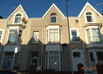 Thumbnail 8 bed terraced house to rent in Southville Mews, The Grove, Uplands, Swansea