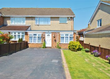Thumbnail 3 bedroom semi-detached house for sale in Old Acre Road, Whitchurch, Bristol