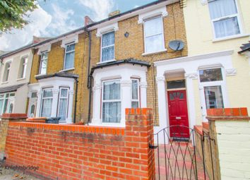 Thumbnail 3 bed terraced house for sale in Strone Road, Forest Gate