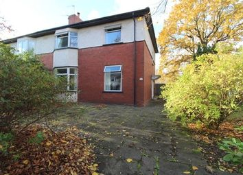 Thumbnail 3 bed property for sale in Queensway, Preston