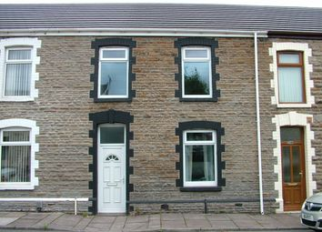 Thumbnail 3 bed terraced house for sale in Oakwood Street, Port Talbot