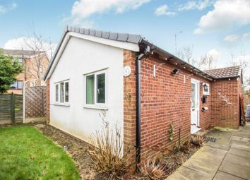 Thumbnail 2 bedroom detached bungalow for sale in Beacon Close, Beaumont Leys, Leicester