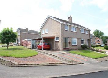 Thumbnail 3 bed semi-detached house for sale in Kyleakin Drive, Blantyre, Glasgow, South Lanarkshire