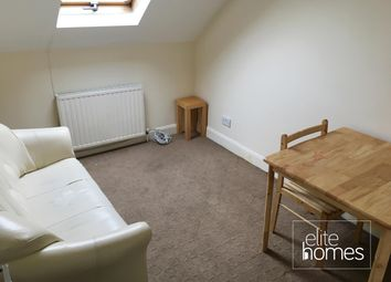 Thumbnail 1 bed flat to rent in 339 Green Lanes, London