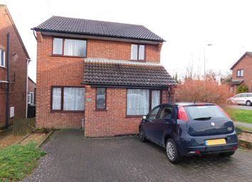 Thumbnail 3 bedroom detached house for sale in Melford Road, Stowmarket